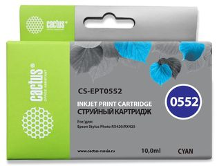 Совместимый картридж Cactus CS-T0552 C13T055240