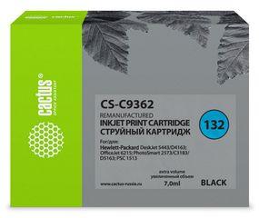 Совместимый картридж Cactus CS-132 C9362HE