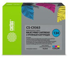 Совместимый картридж Cactus CS-134 C9363HE