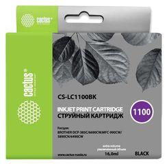 Совместимый картридж Cactus CS-LC-1100HYBK