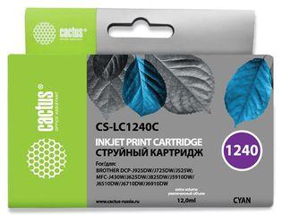 Совместимый картридж Cactus CS-LC-1240C
