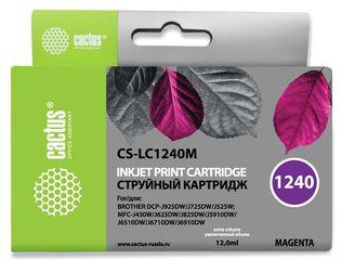 Совместимый картридж Cactus CS-LC-1240M