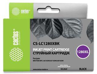 Совместимый картридж Cactus CS-LC-1280XBK