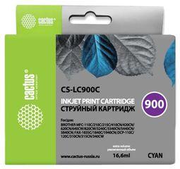 Совместимый картридж Cactus CS-LC-900C