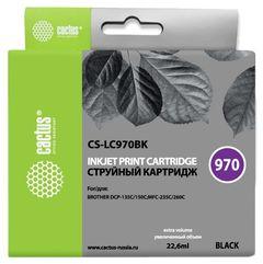 Совместимый картридж Cactus LC-970BK