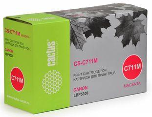 Совместимый картридж Cactus CS-C711M