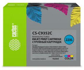 Совместимый картридж Cactus CS-22XL C9352CE