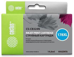 Совместимый картридж Cactus CS-178XL M CB324HE