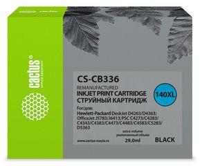 Совместимый картридж Cactus CS-140 XL CB336HE