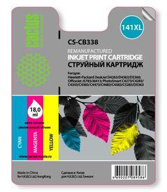 Совместимый картридж Cactus CS-141 XL CB338HE