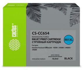 Совместимый картридж Cactus CS-901XL CC654AE