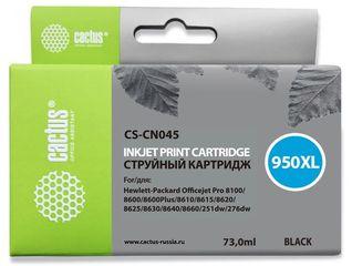 Совместимый картридж Cactus CS-950XL Bk CN045AE