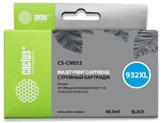 Совместимый картридж Cactus CS-932XL Bk CN053AE
