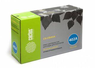 Совместимый картридж Cactus CS-CB402A 642Y