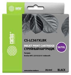 Совместимый картридж Cactus CS-LC567XLBK