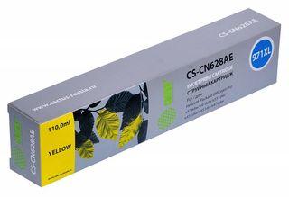 Совместимый картридж Cactus CS-971XL Y CN628AE