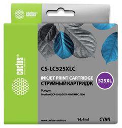 Совместимый картридж Cactus CS-LC525XLC