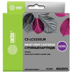 Совместимый картридж Cactus CS-LC525XLM