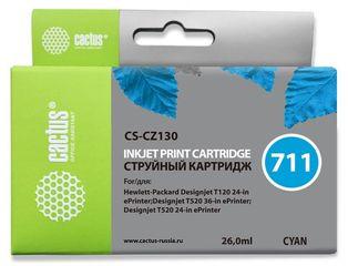 Совместимый картридж Cactus CS-711C CZ130A