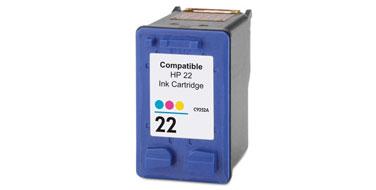Совместимый картридж 22XL C9352CE