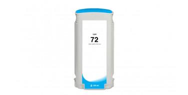 Совместимый картридж HP 72C C9371A голубой