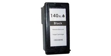 Совместимый картридж HP 140 XL CB336HE черный