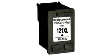 Совместимый картридж HP 121XL Bk CC641HE черный