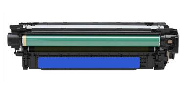 Оригинальный картридж CE251A 504C