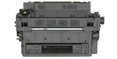 Оригинальный картридж CE255A