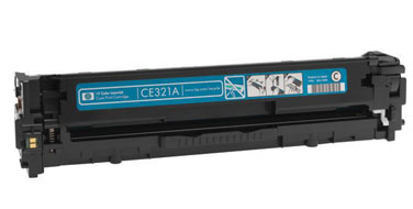 Оригинальный картридж CE321A 128C