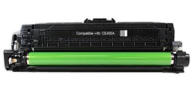 Оригинальный картридж CE400A 507A