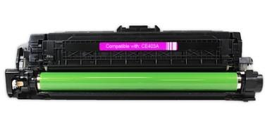 Оригинальный картридж CE403A 507M