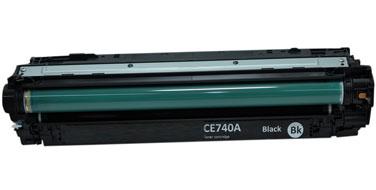 Оригинальный картридж CE740A 307A