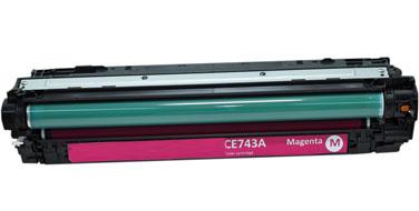 Оригинальный картридж CE743A 307M