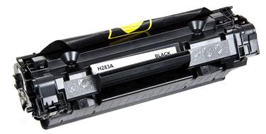 Оригинальный картридж CF283A