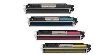 Набор картриджей CF350A-CF353