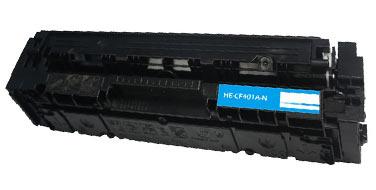 Оригинальный картридж CF401A №201A