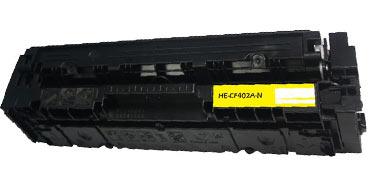 Оригинальный картридж CF402A №201A