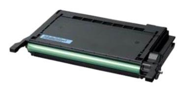 Совместимый картридж Samsung CLP-C600A голубой