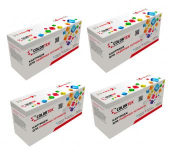 Набор совместимых картриджей Colortek 729 4367B002-4370B002
