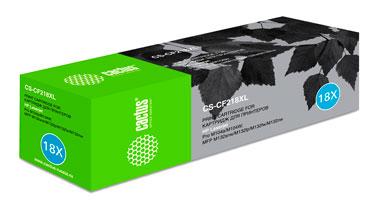 Совместимый картридж Cactus CS-CF218XL 18XL