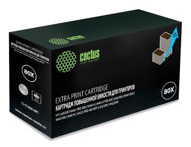 Совместимый картридж Cactus CS-CF280X 80X