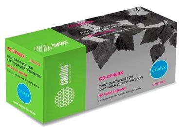 Совместимый картридж Cactus CS-CF463X 656X M