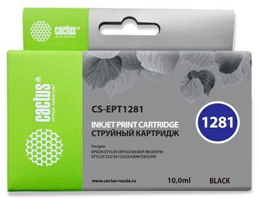 Совместимый картридж Cactus CS-T1281 C13T12814011