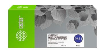 Совместимый картридж Cactus CS-T9651 C13T965140