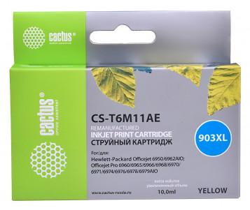 Совместимый картридж Cactus CS-903XL Y T6M11AE