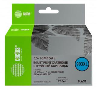 Совместимый картридж Cactus CS-903XL K T6M15AE