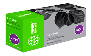 Совместимый картридж Cactus CS-TN-2335
