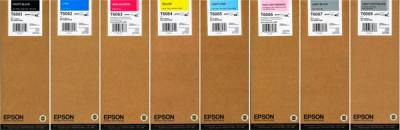 Набор оригинальных картриджей EPSON T6061-T6069