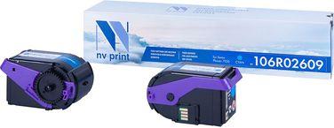 Двойная уп. совместимых картриджей NVP 106R02609